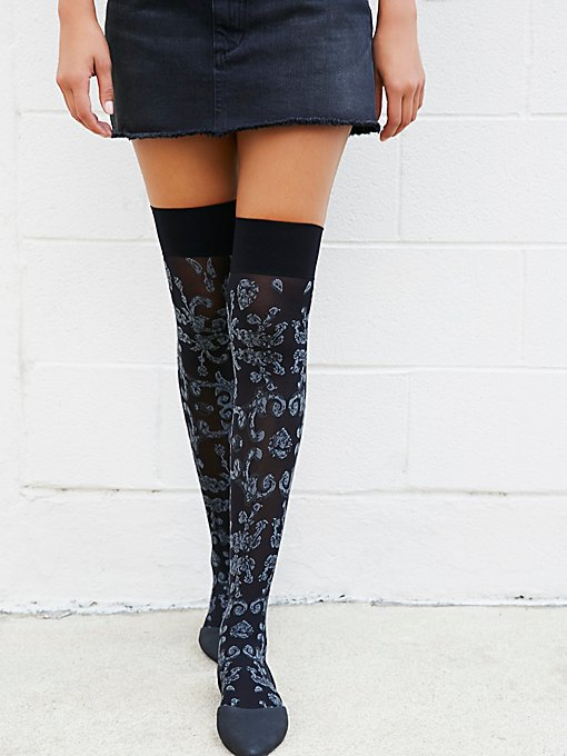 Product Image: Florence Over the Knee Socks