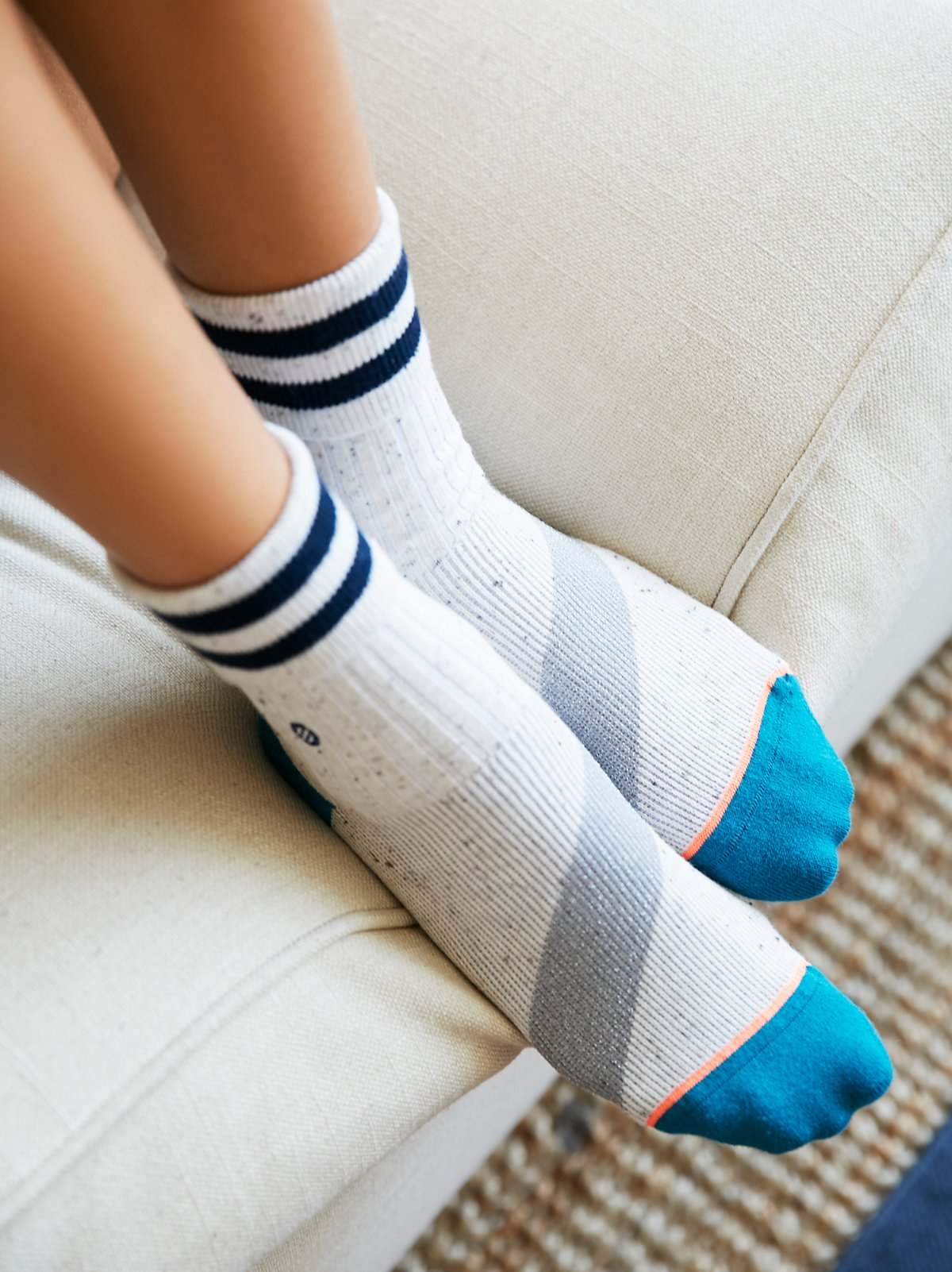 Hudson Roll Ankle Sock