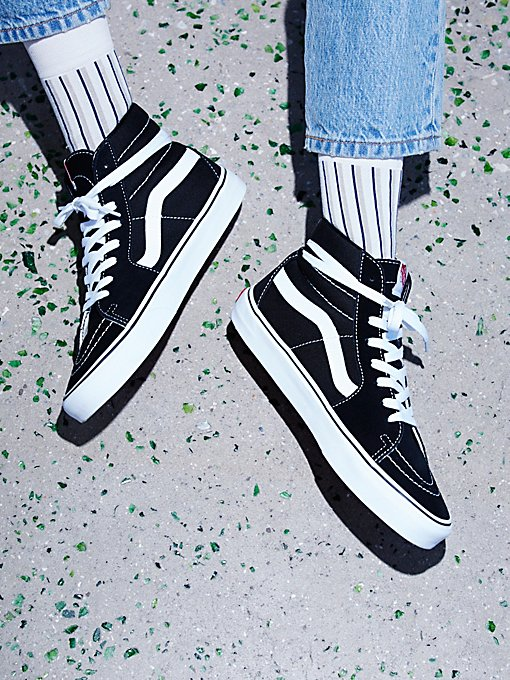 Product Image: Stripe Up Crew Sock