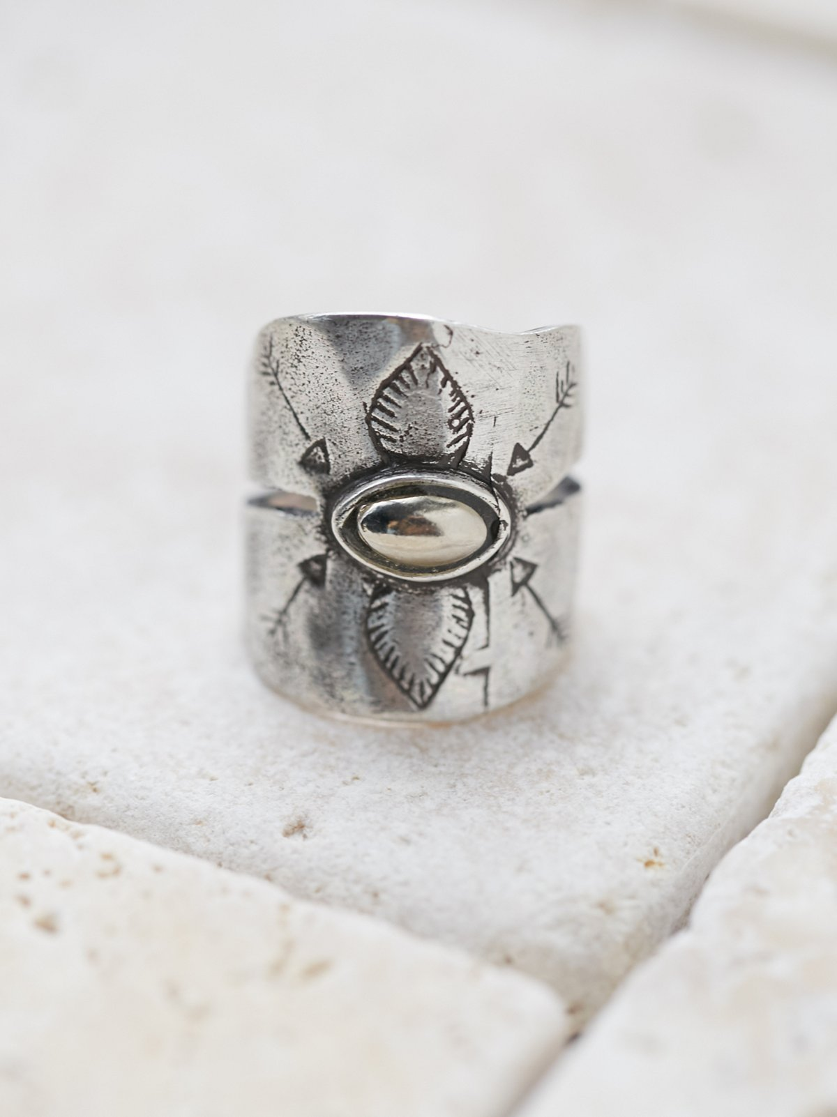 Sweet Jane Silver Ring