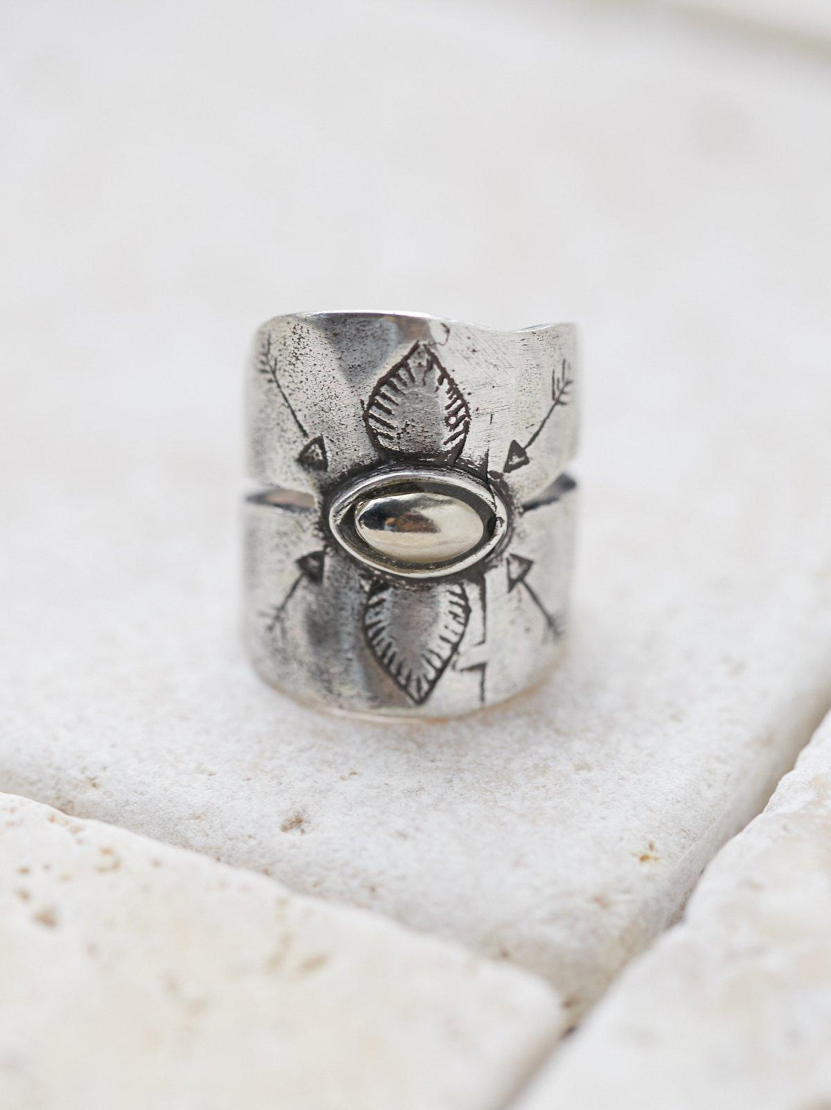 Sweet Jane银戒指