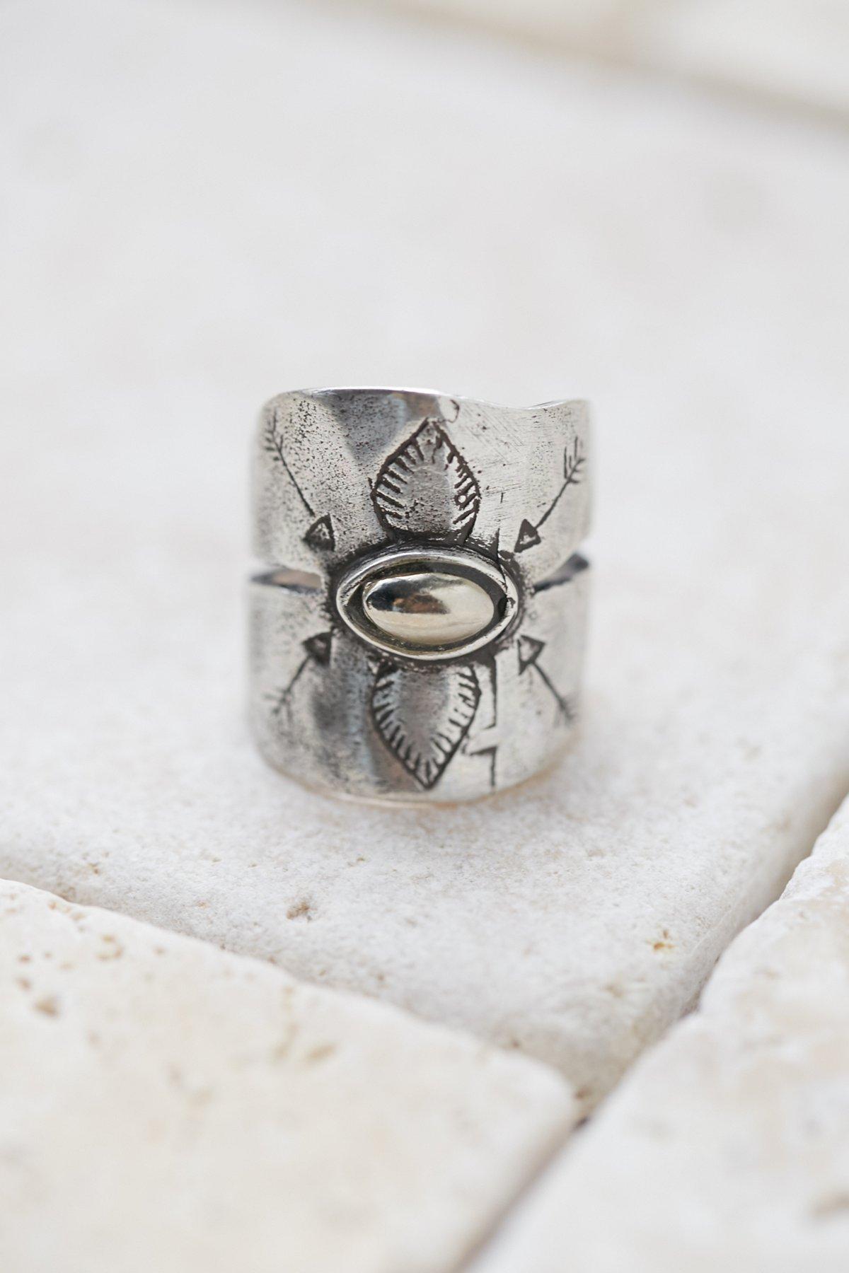 Sweet Jane Silver Ring