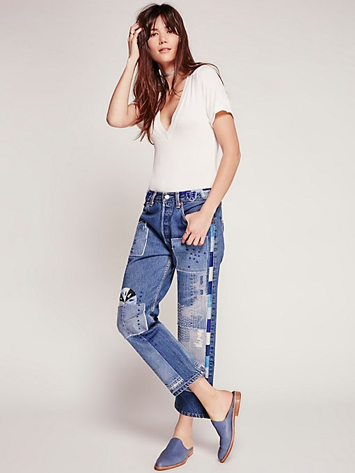 Product Image: Heirloom Moondial Vintage Boyfriend Jeans