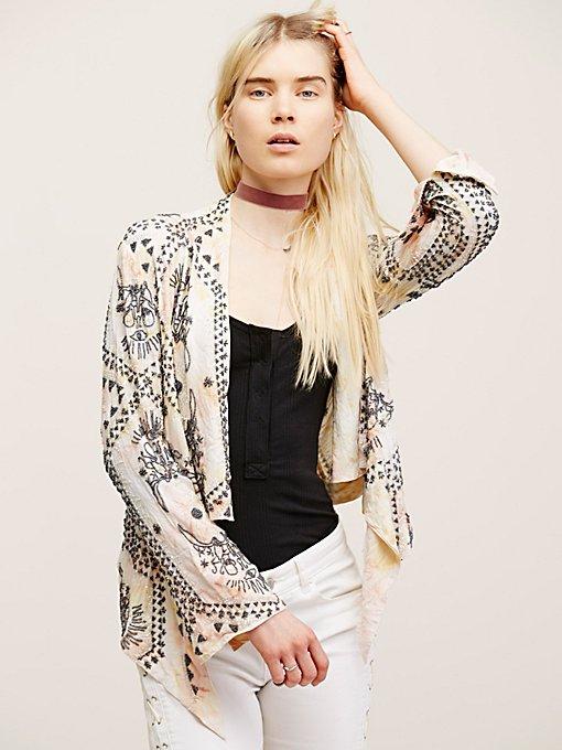 Product Image: Cleobella Lenox Jacket