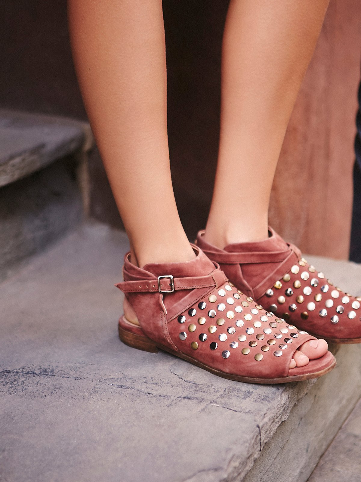 Hayes Studded Boot Sandal