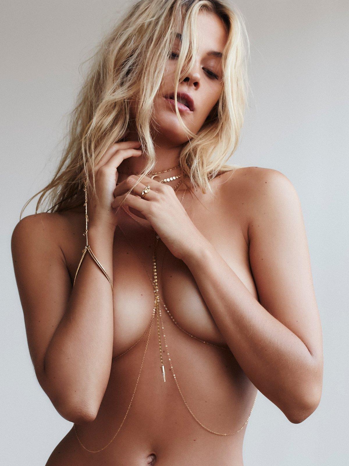 Pia Opal Delicate Bodychain