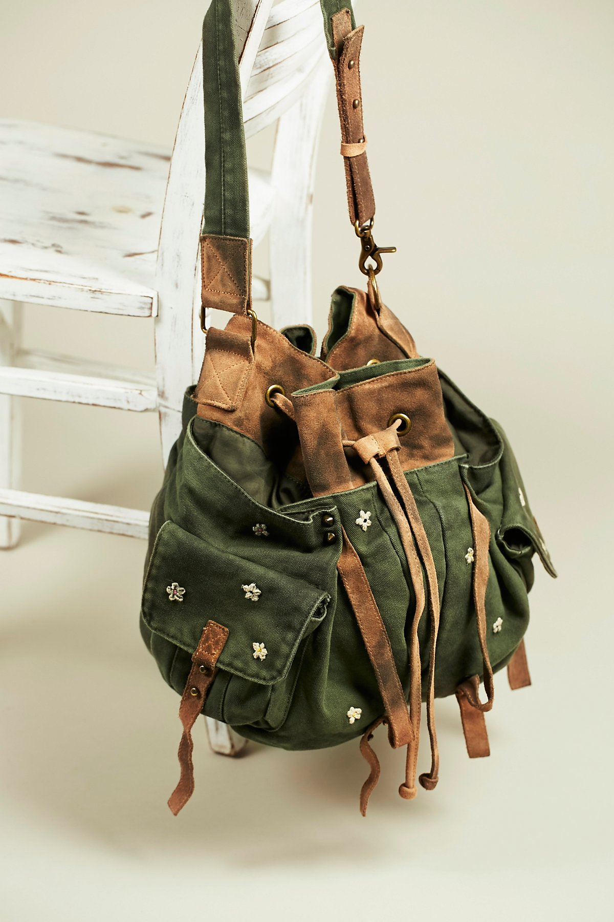 Mason Slouchy Bucket Bag