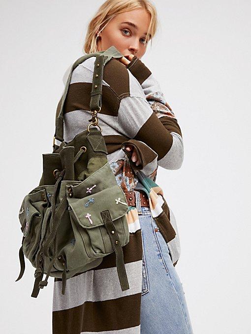Product Image: Mason Slouchy Bucket Bag