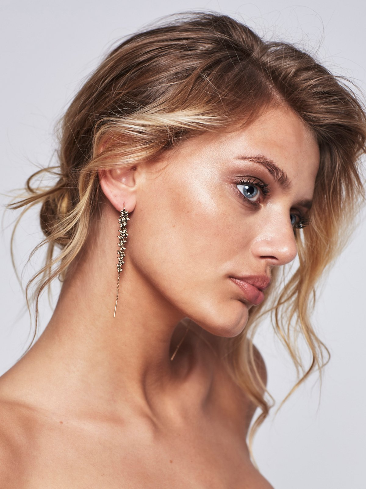 Jolene Threader Earrings