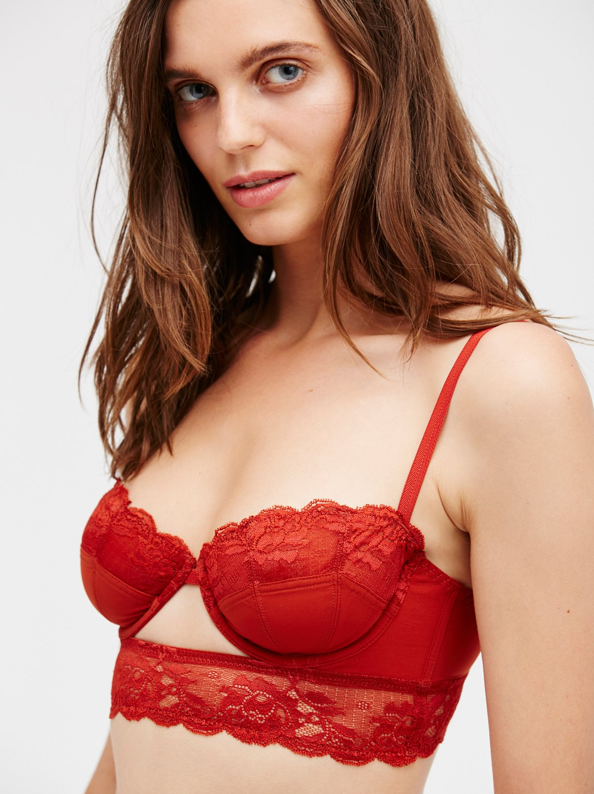 Walk The Line Underwire Bra