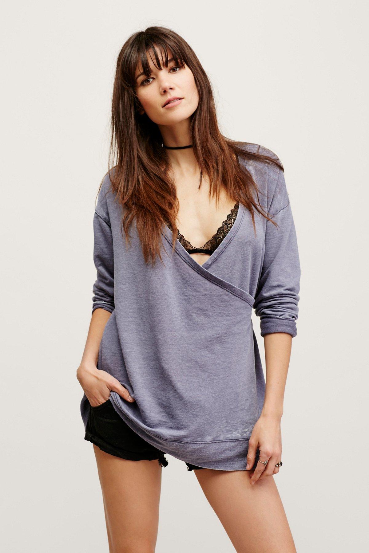 Make My Day Pullover