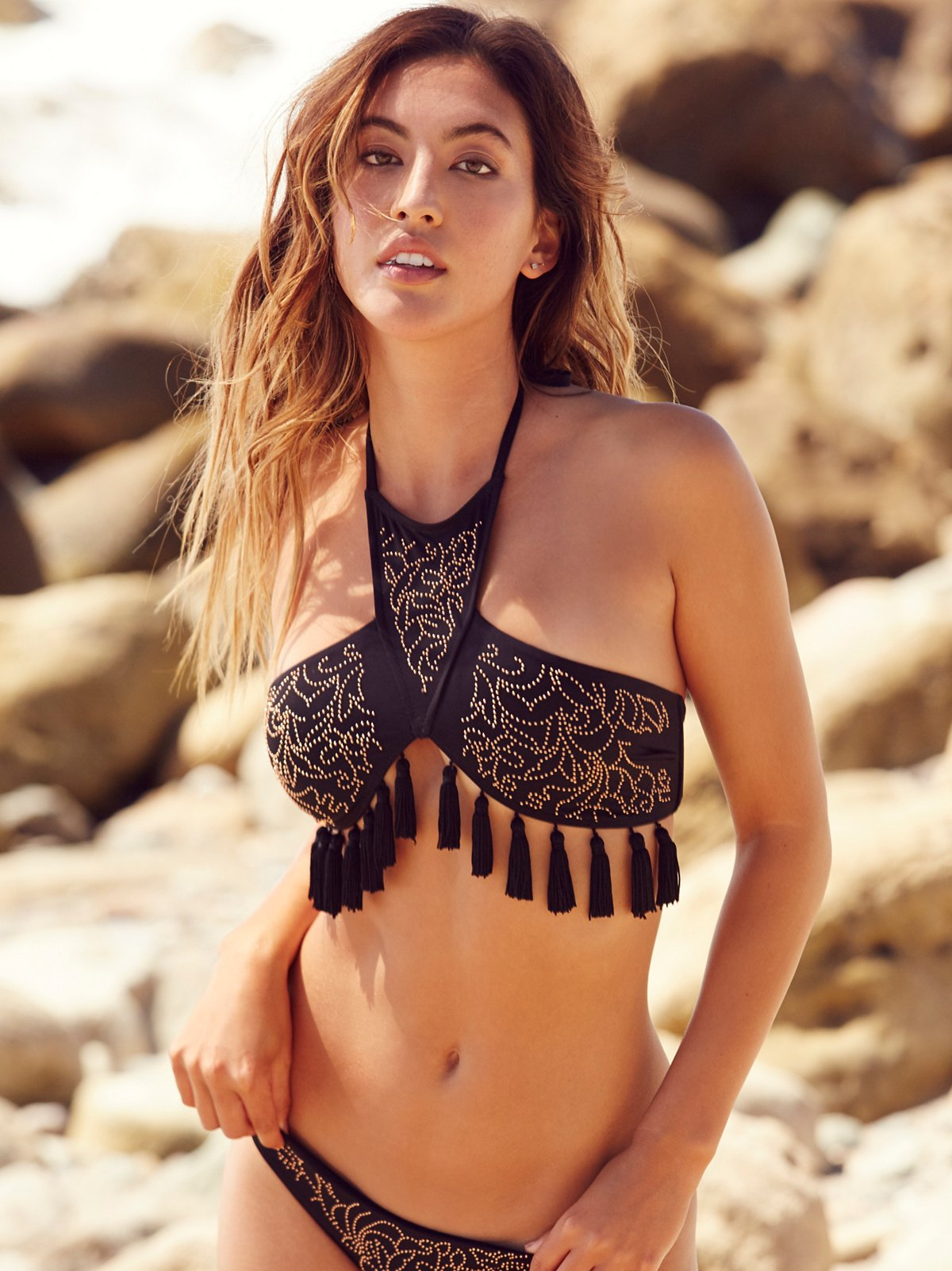 Quartz Bikini Top