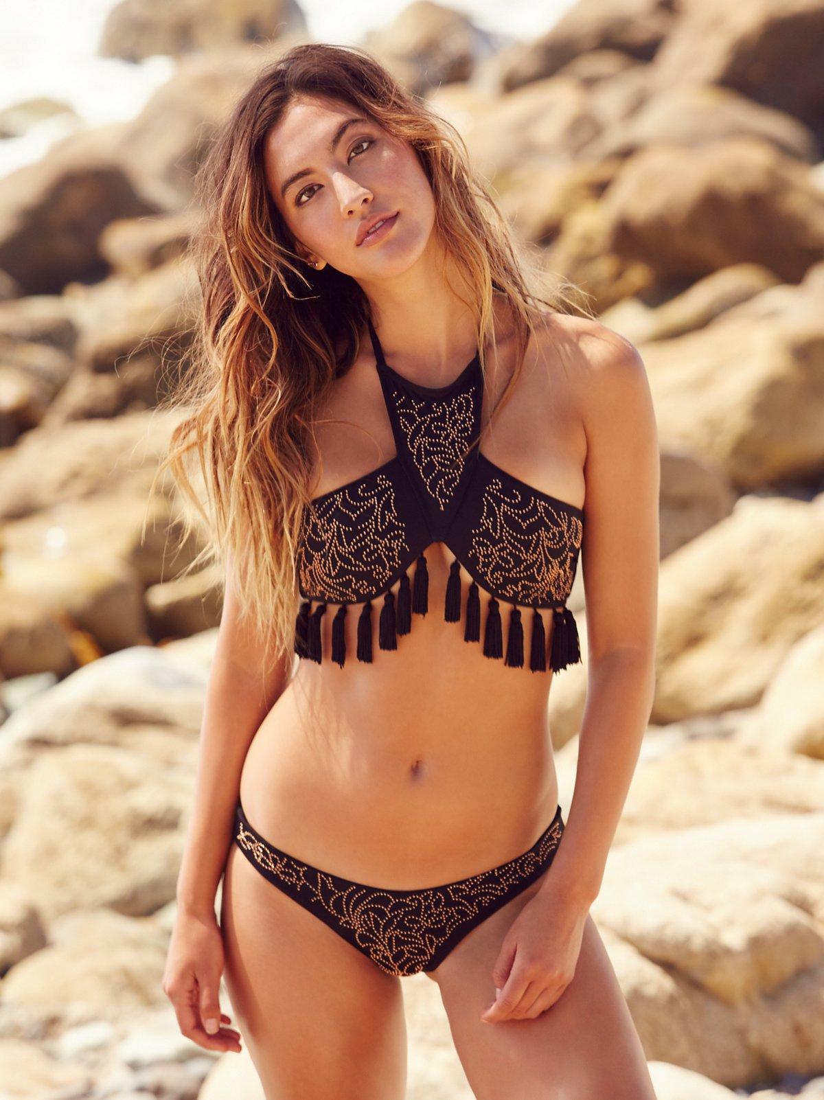 Bronze Bikini Bottom