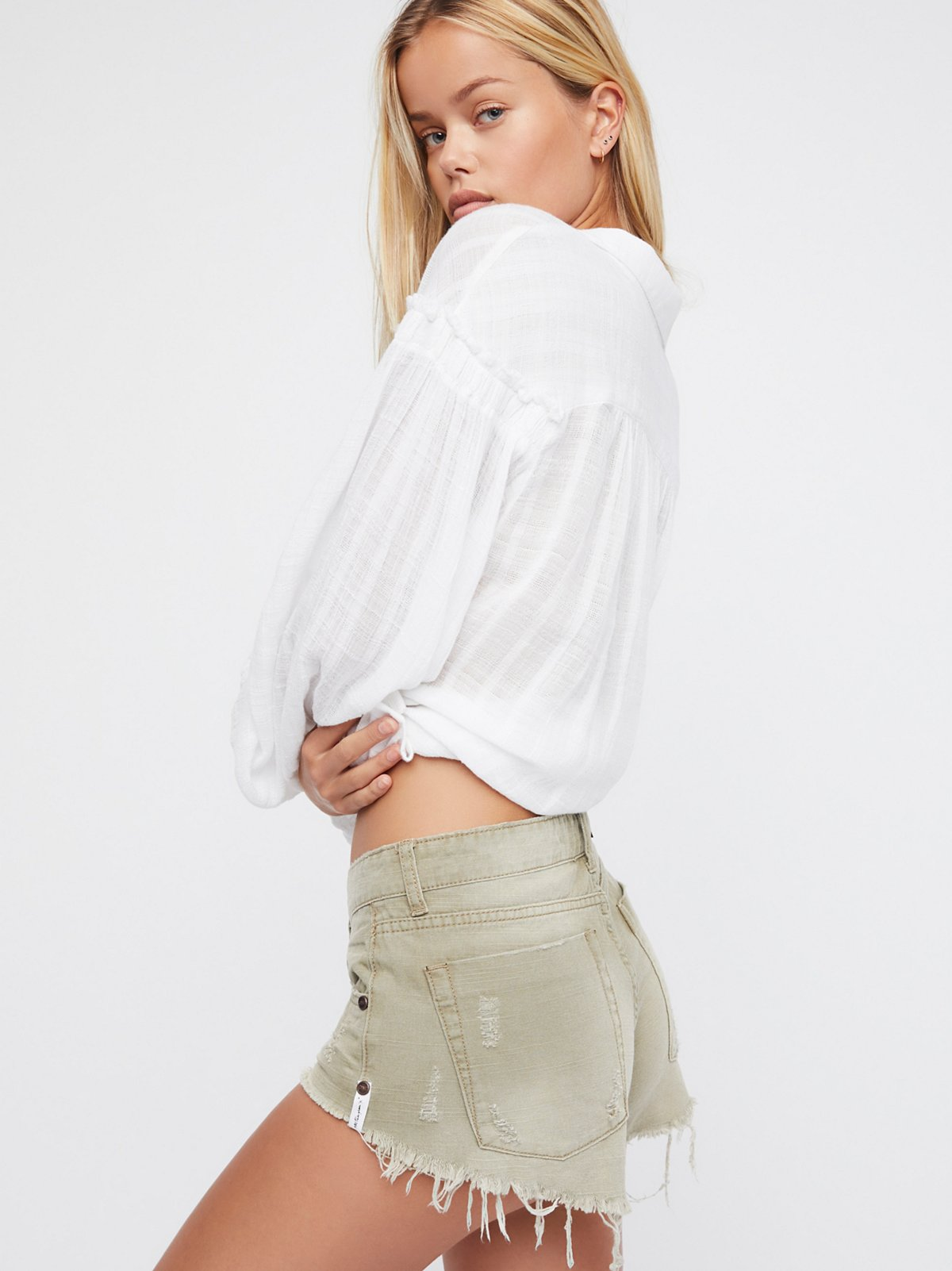 Bonitas Denim Shorts