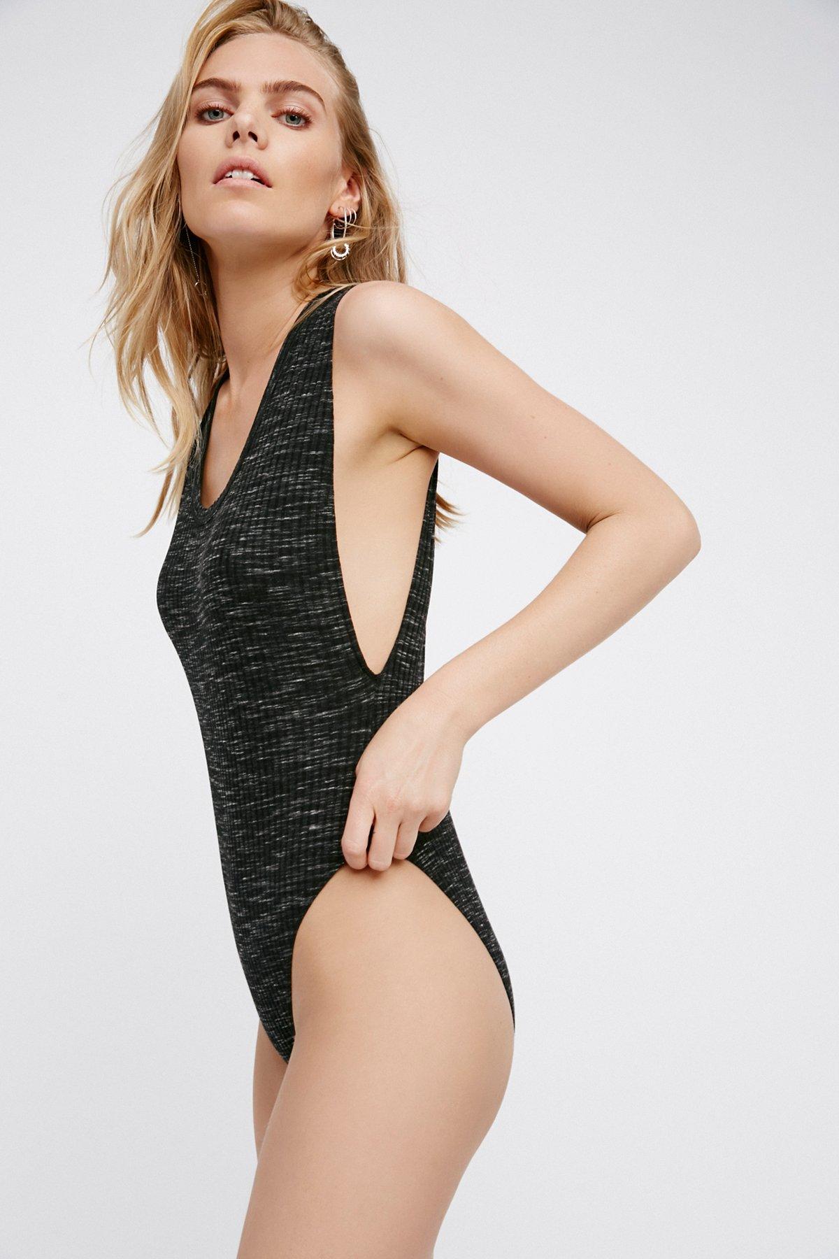 Secret Sides Bodysuit