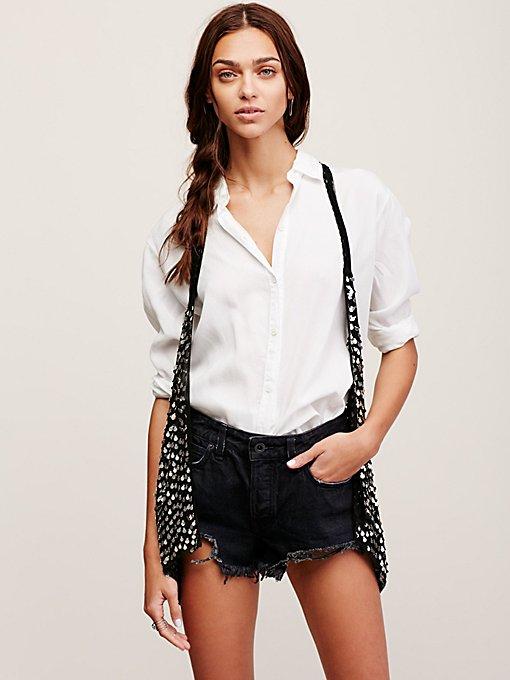 Product Image: Midnight Magic Sequin Vest