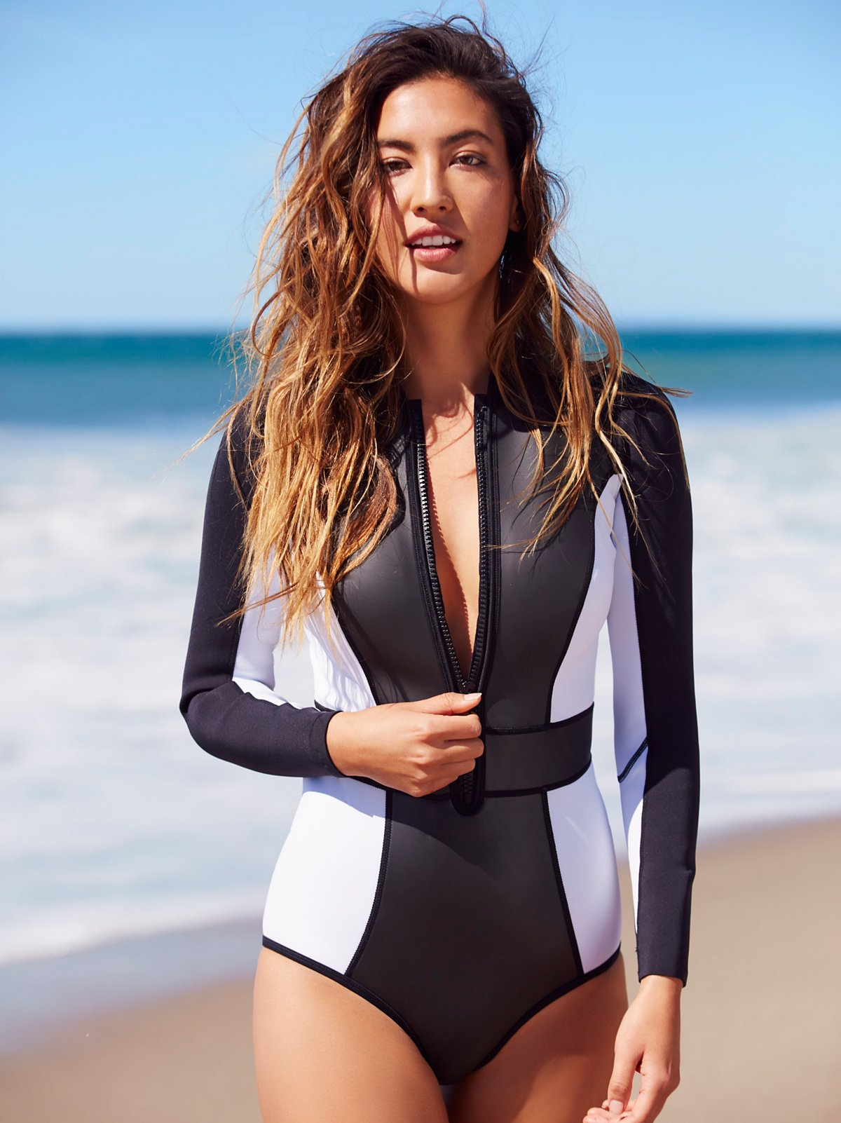 Capri Rush Long Sleeve Suit