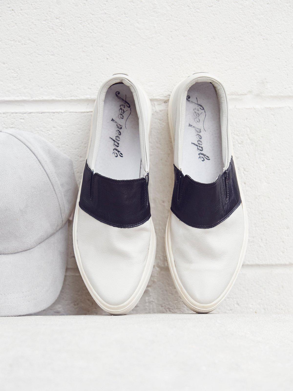 Off Duty Slip-On Sneaker