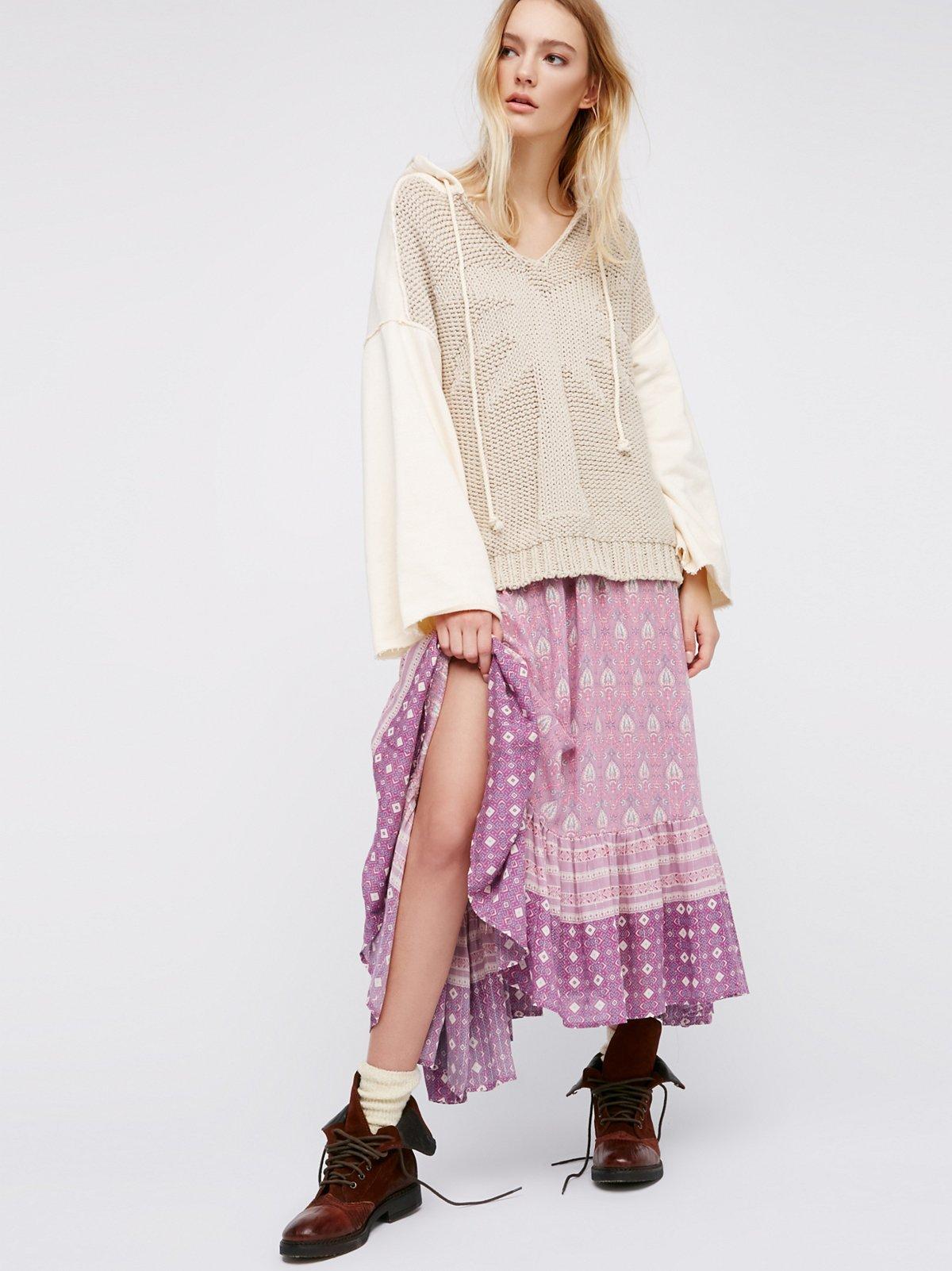 Oracle Boho Skirt
