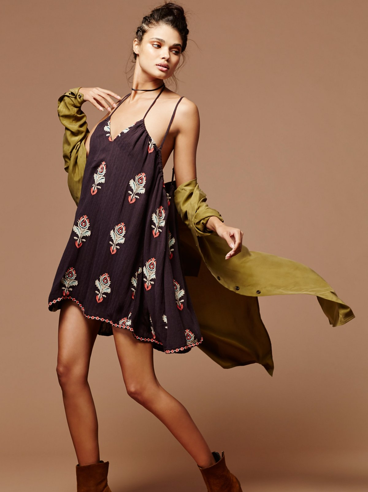 Mercato Mini Dress