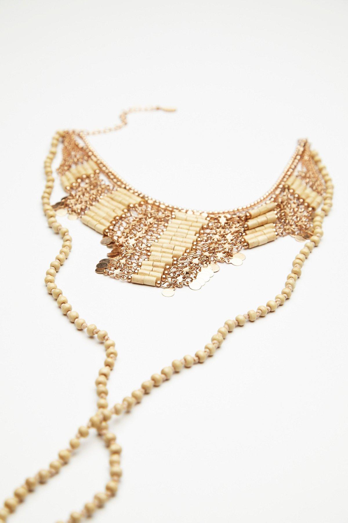 Riviera Collar Necklace