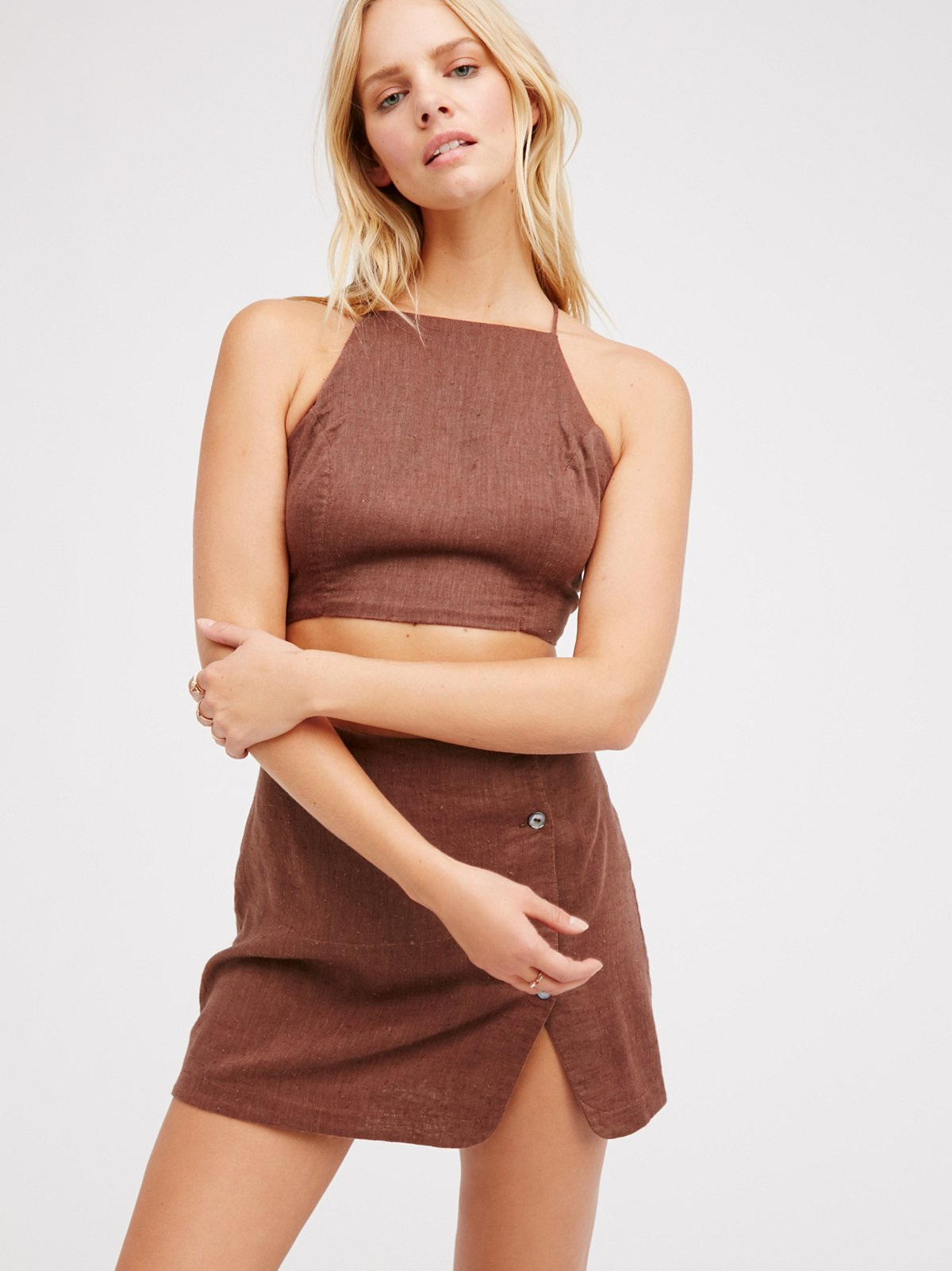 I Found You Skirt Co-Ord