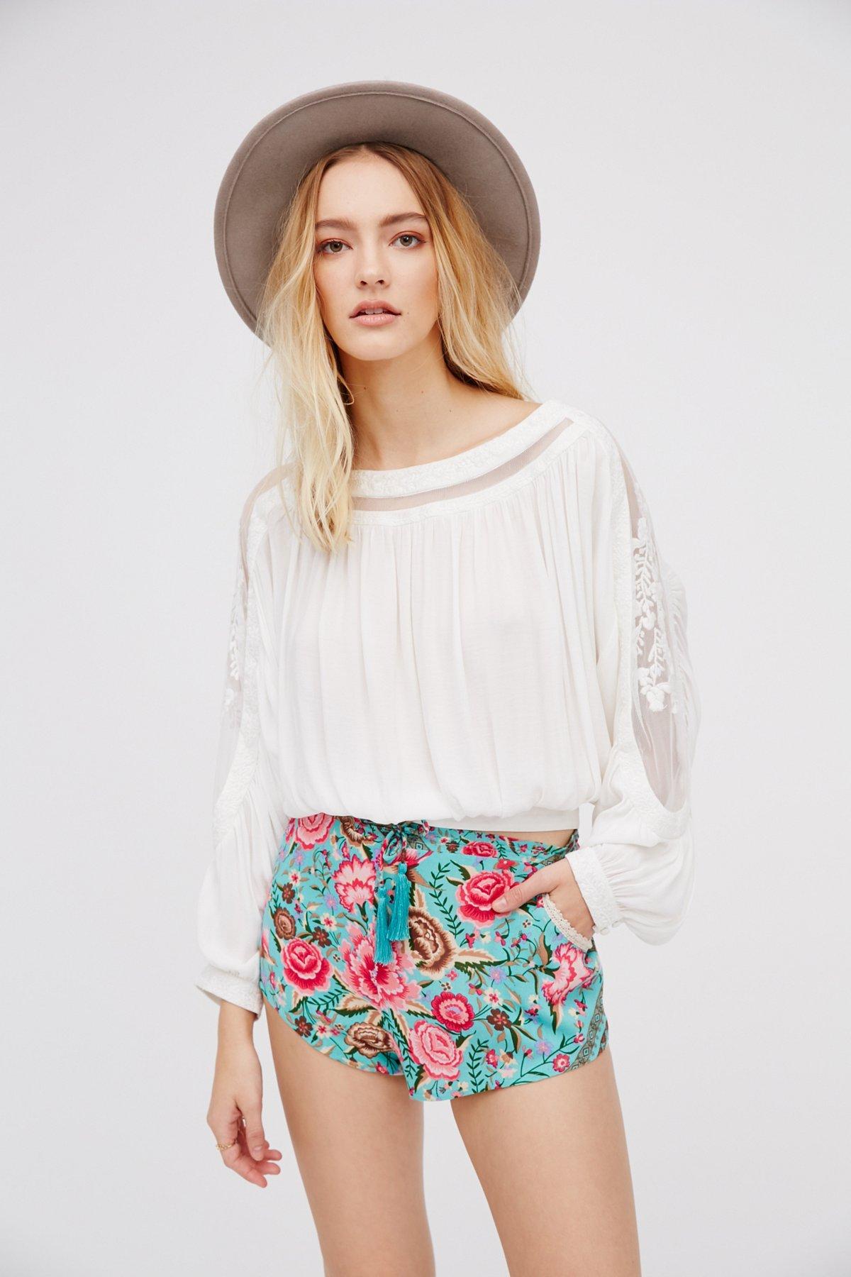 Babushka Soft Shorts