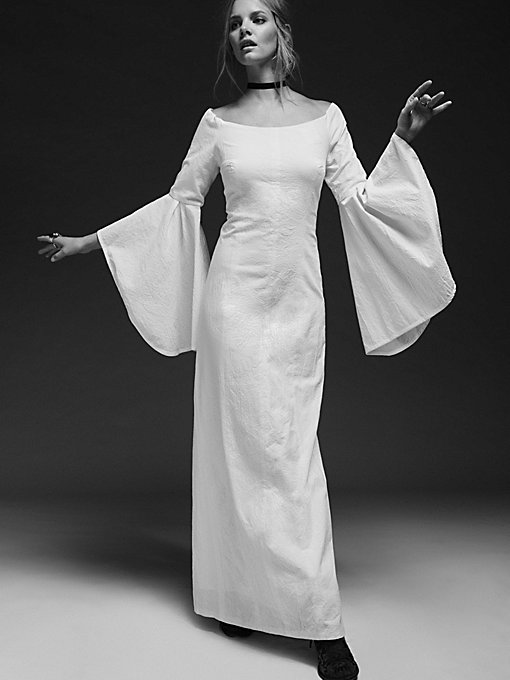 Product Image: Natasha's限量版白色连衣裙