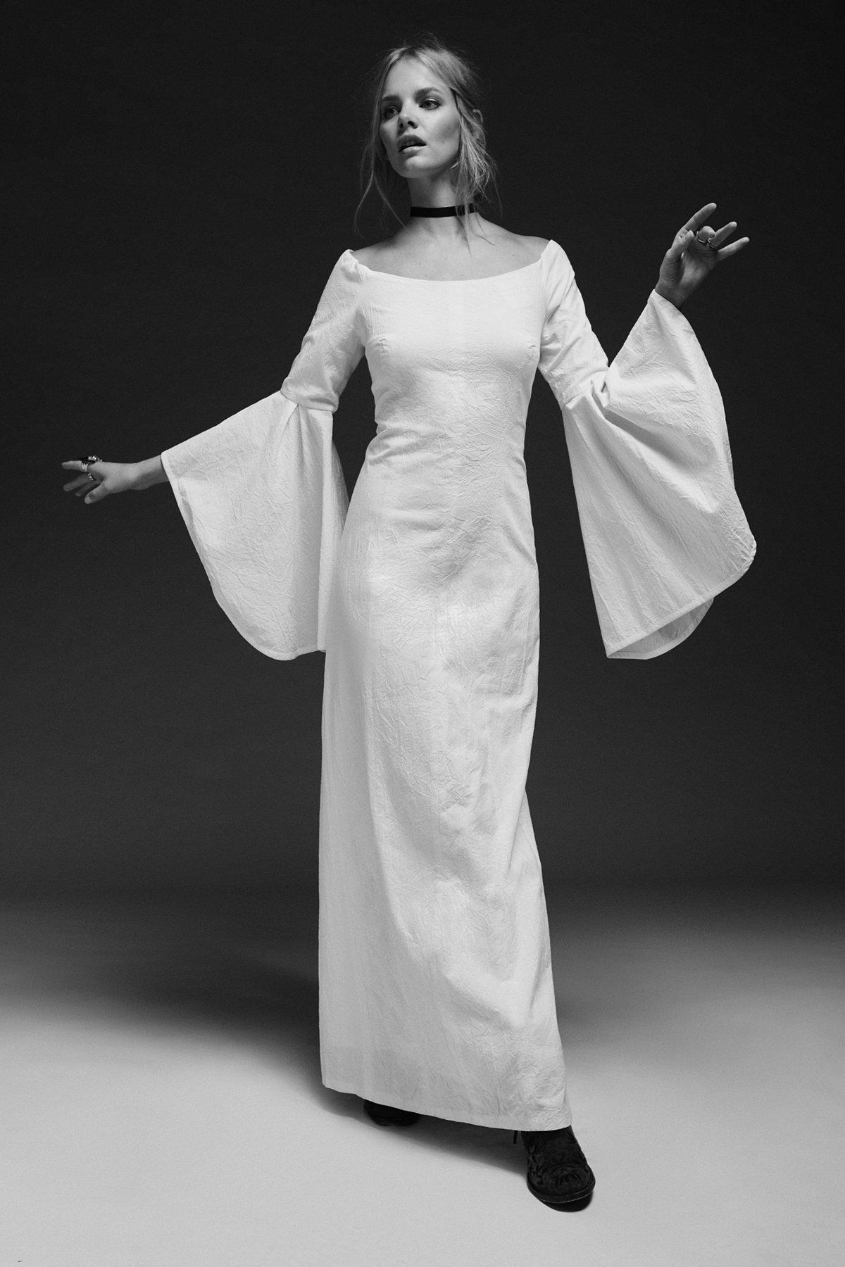 Natasha's Limited Edition White Dress