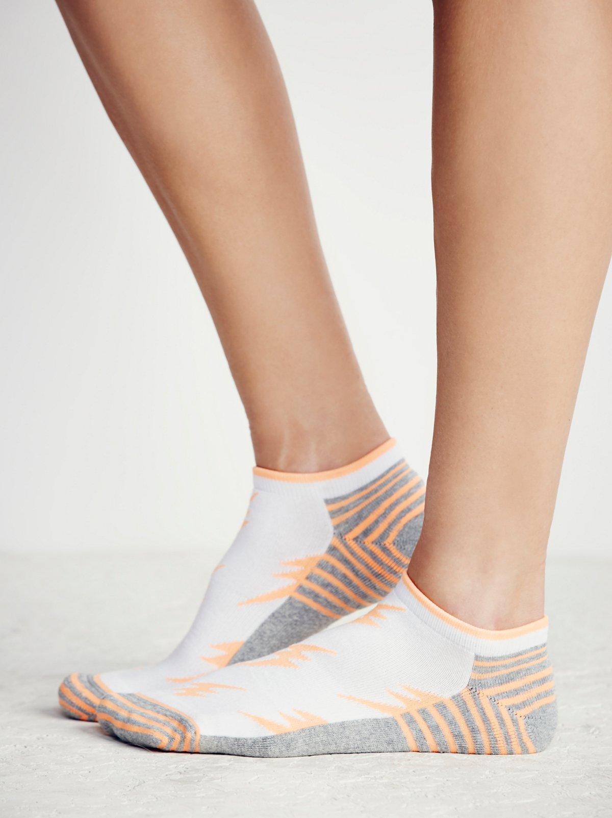 Bolt Running Sock