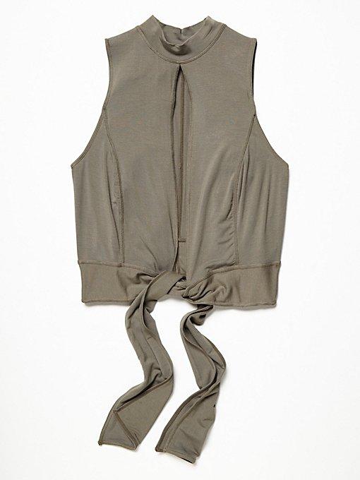Product Image: 高领系带吊带背心