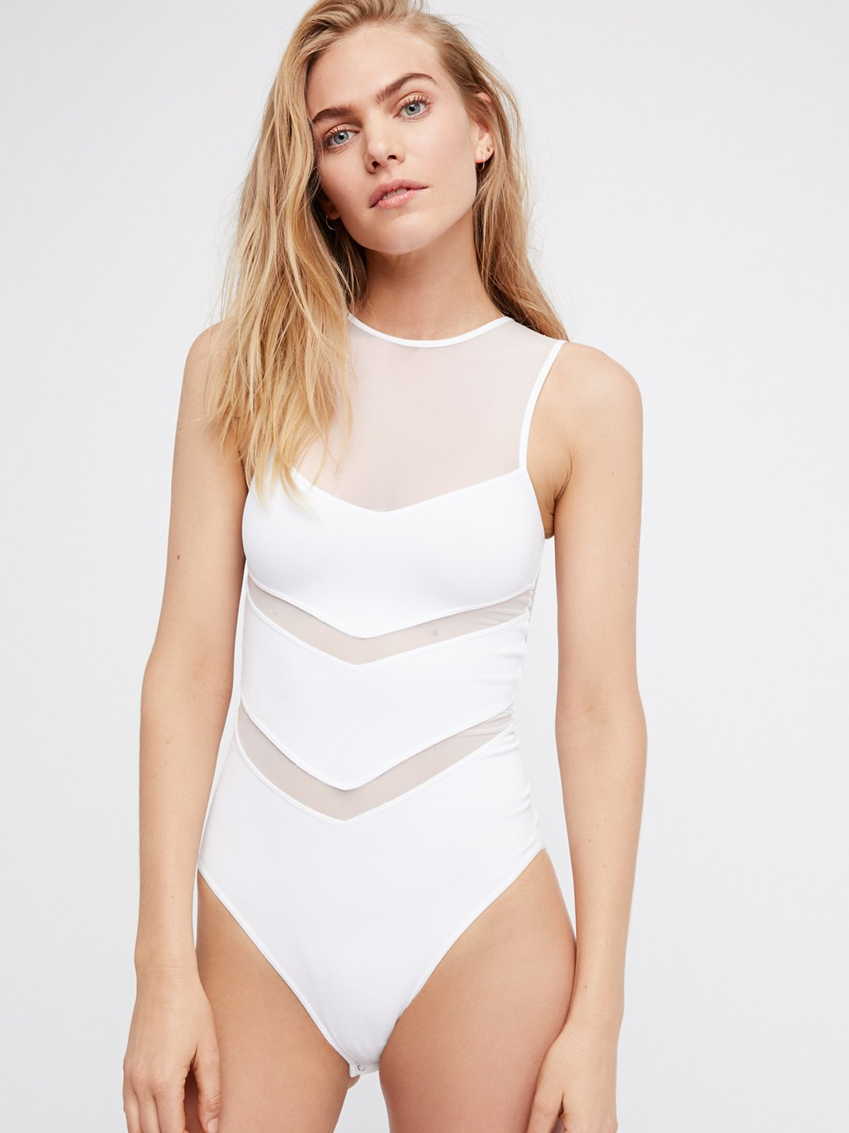 From the Top Bodysuit