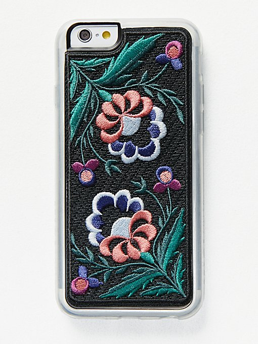Product Image: Embroidered iPhone Case