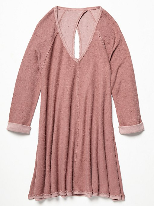 Product Image: Dressing Down Pullover Dress