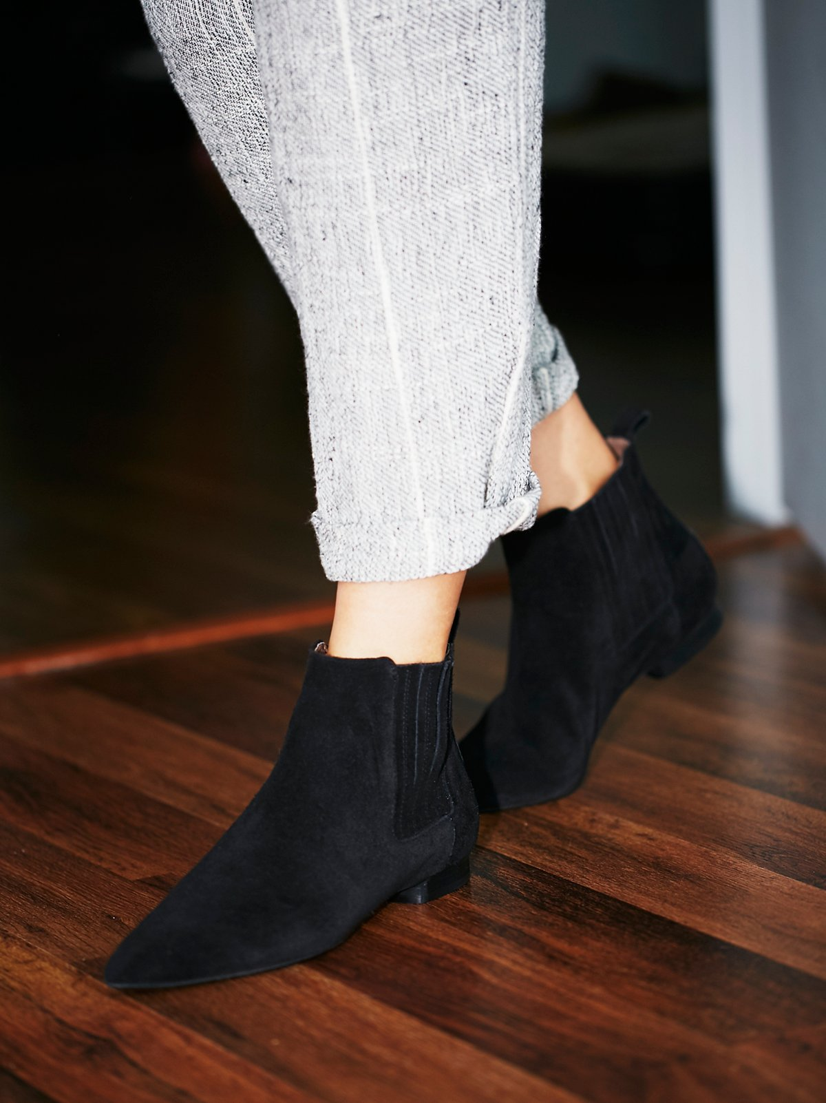 Reign Ankle Boot