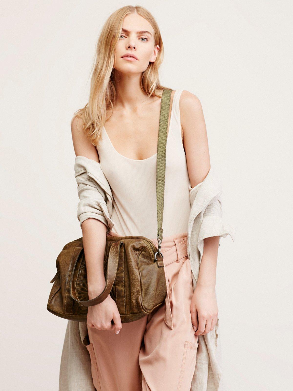 Jane Street Satchel Bag