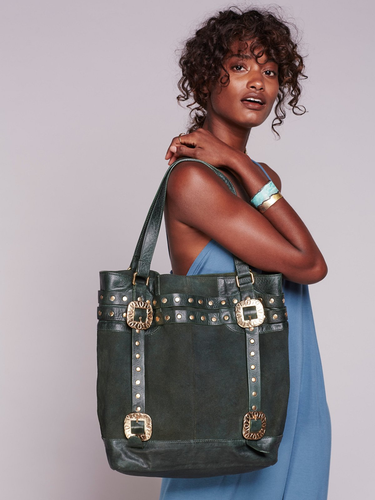 Cold Spring Leather Tote