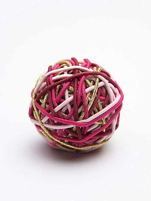 Product Image: Infinity Hair Tie Ball