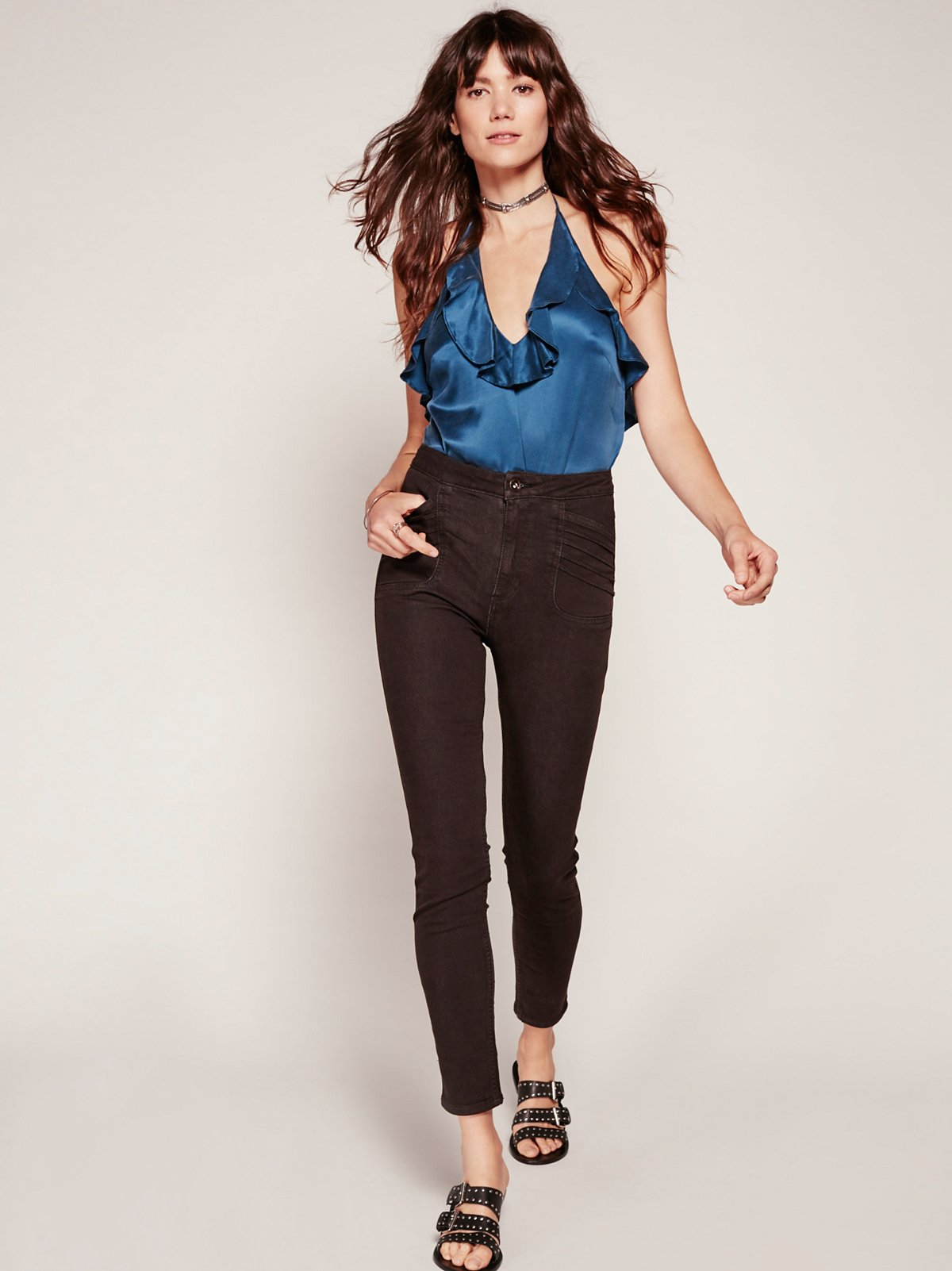 Bailey High Rise Skinny