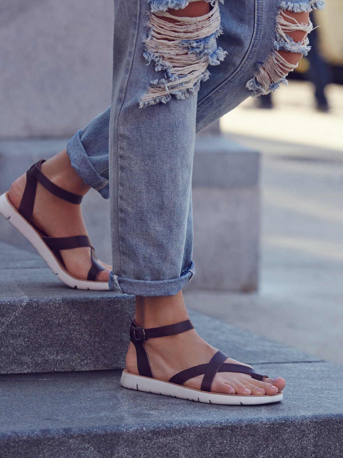 Wright Strappy Sandal