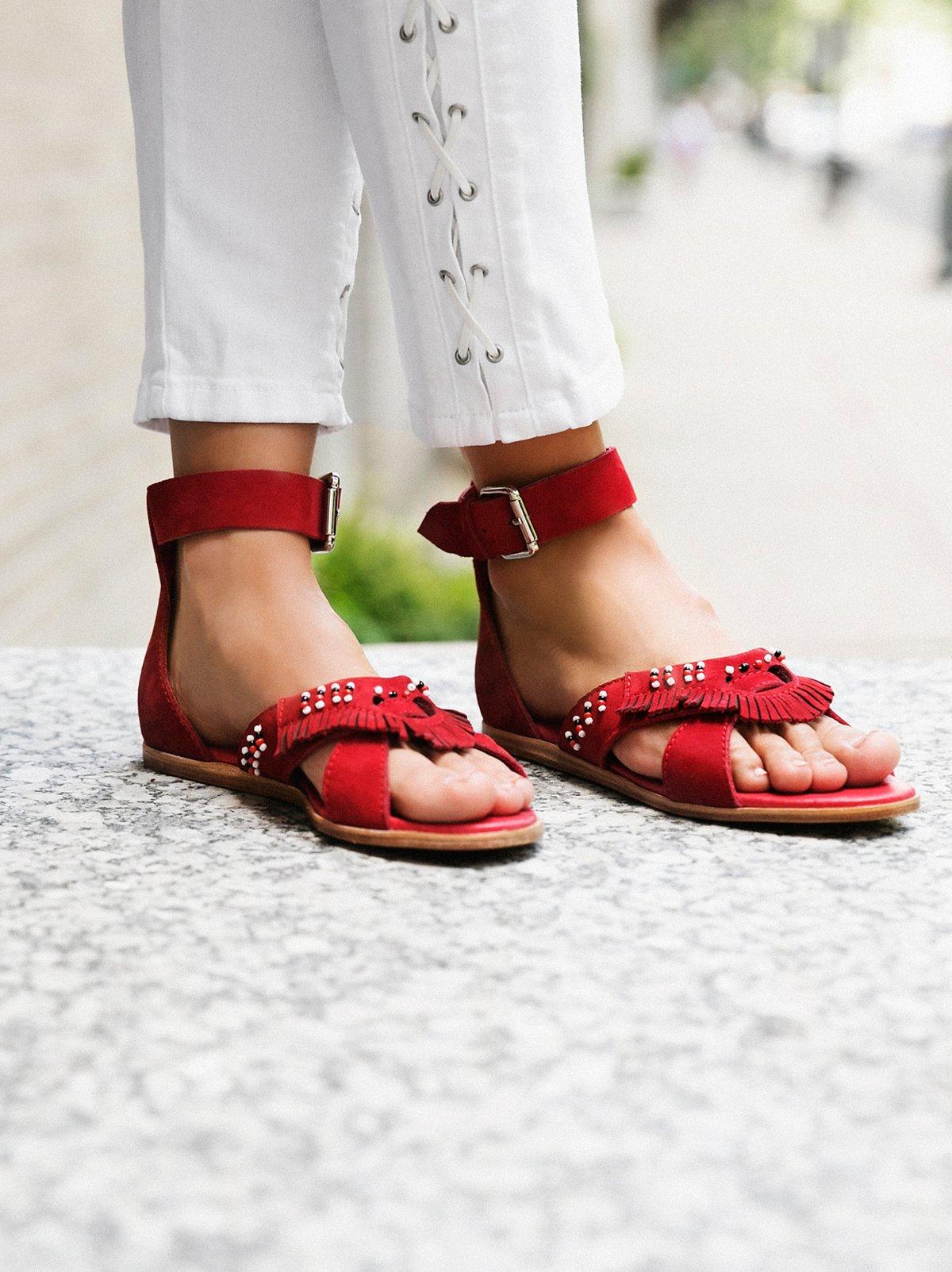 Mallie凉鞋