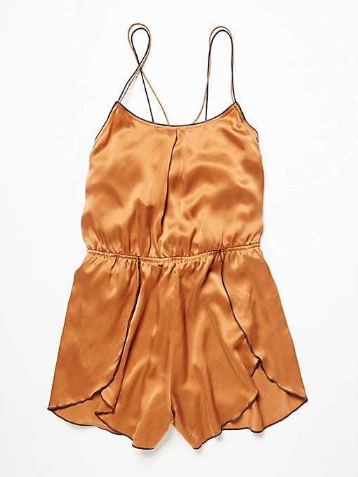 Product Image: First Light Silk Romper