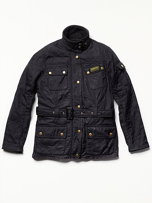 Product Image: Vintage Quilted Barbour Jacket
