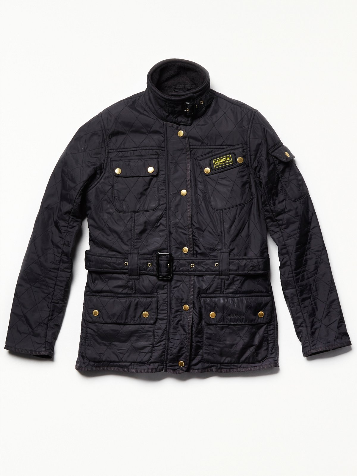 Vintage Quilted Barbour Jacket