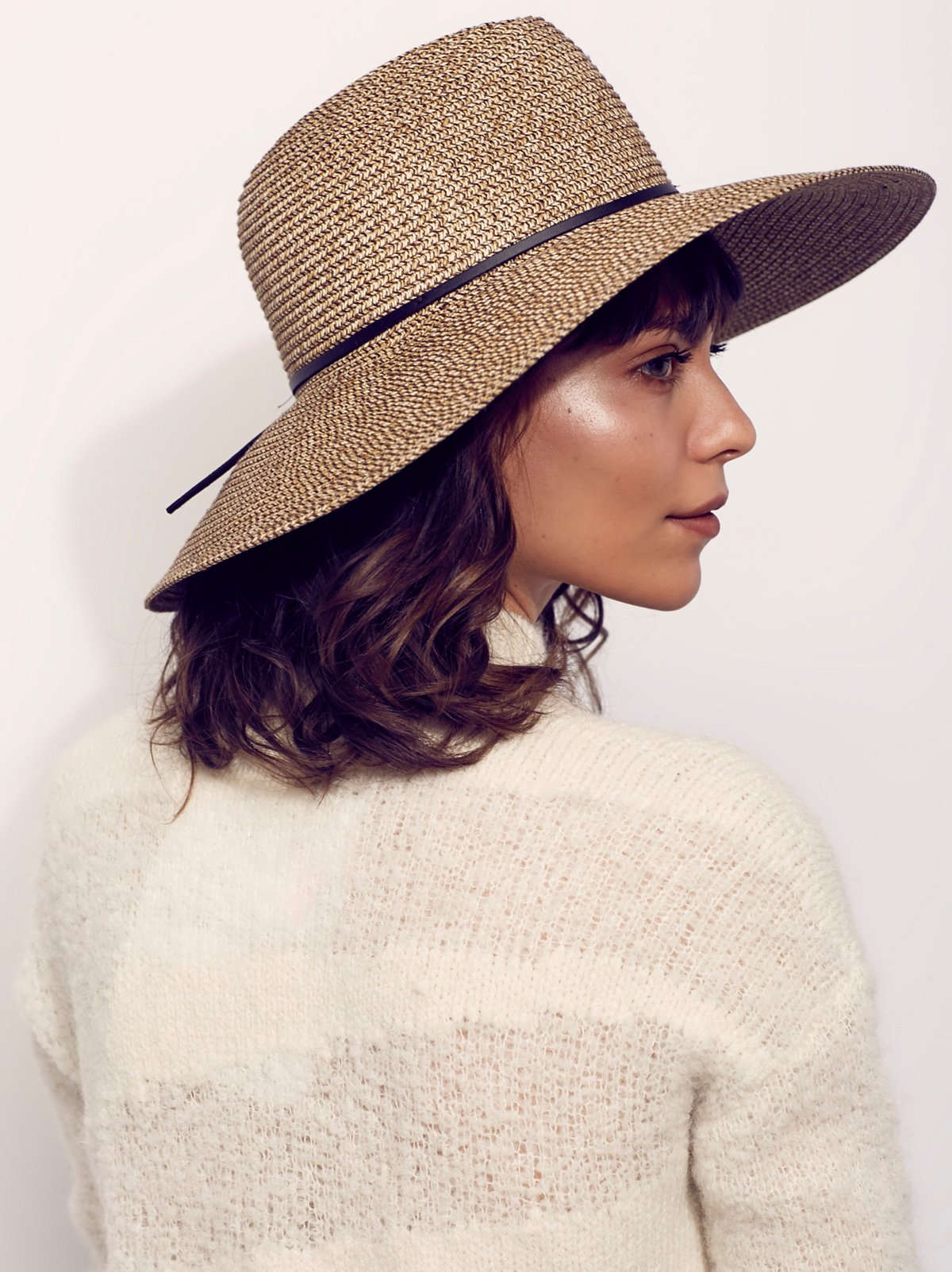 Sancho Packable Straw Hat