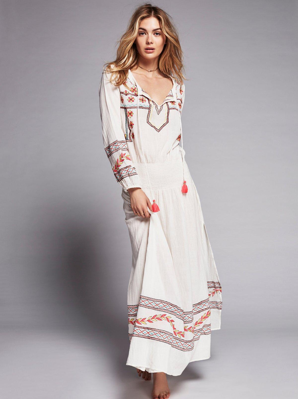 Mystical Maxi Dress