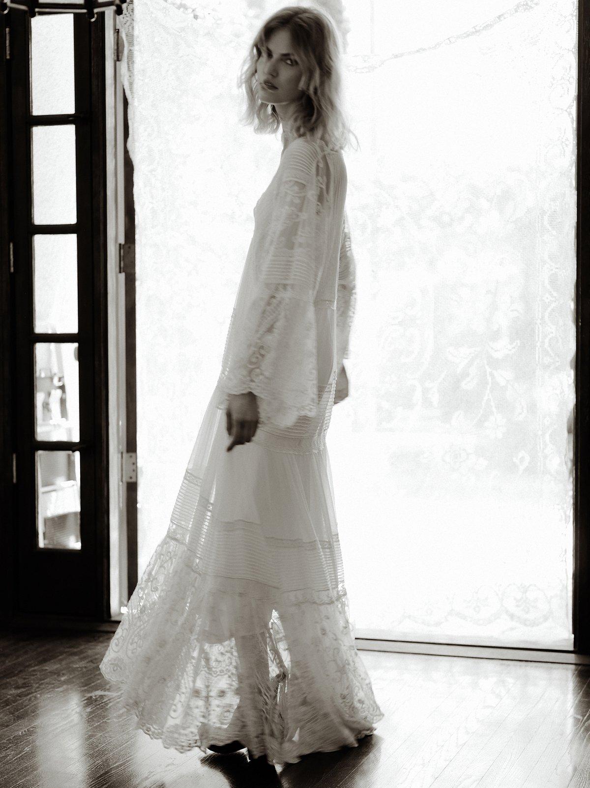 Magnolia礼服