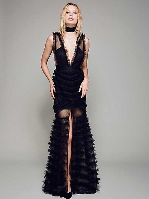 Product Image: All Black Everything Gown