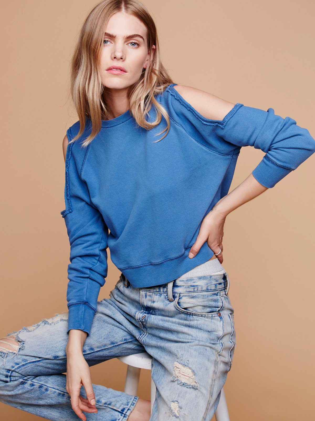 Out West Pullover