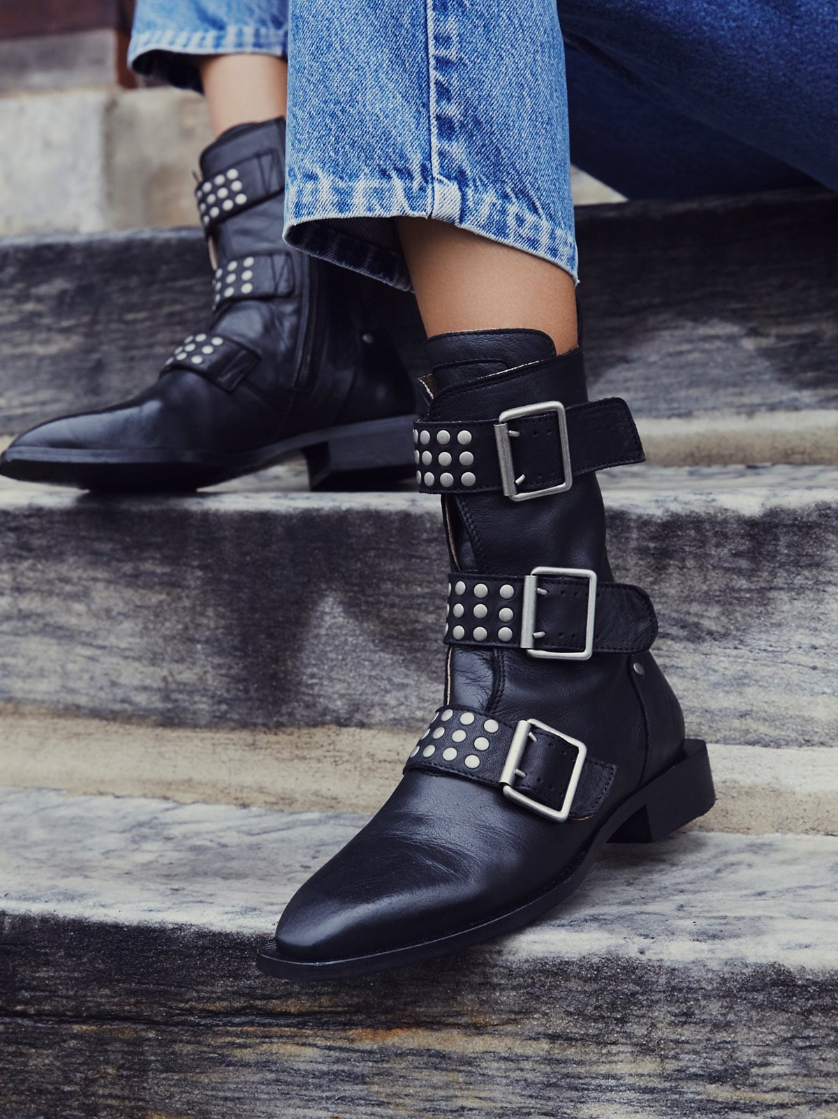 Derringer Ankle Boot